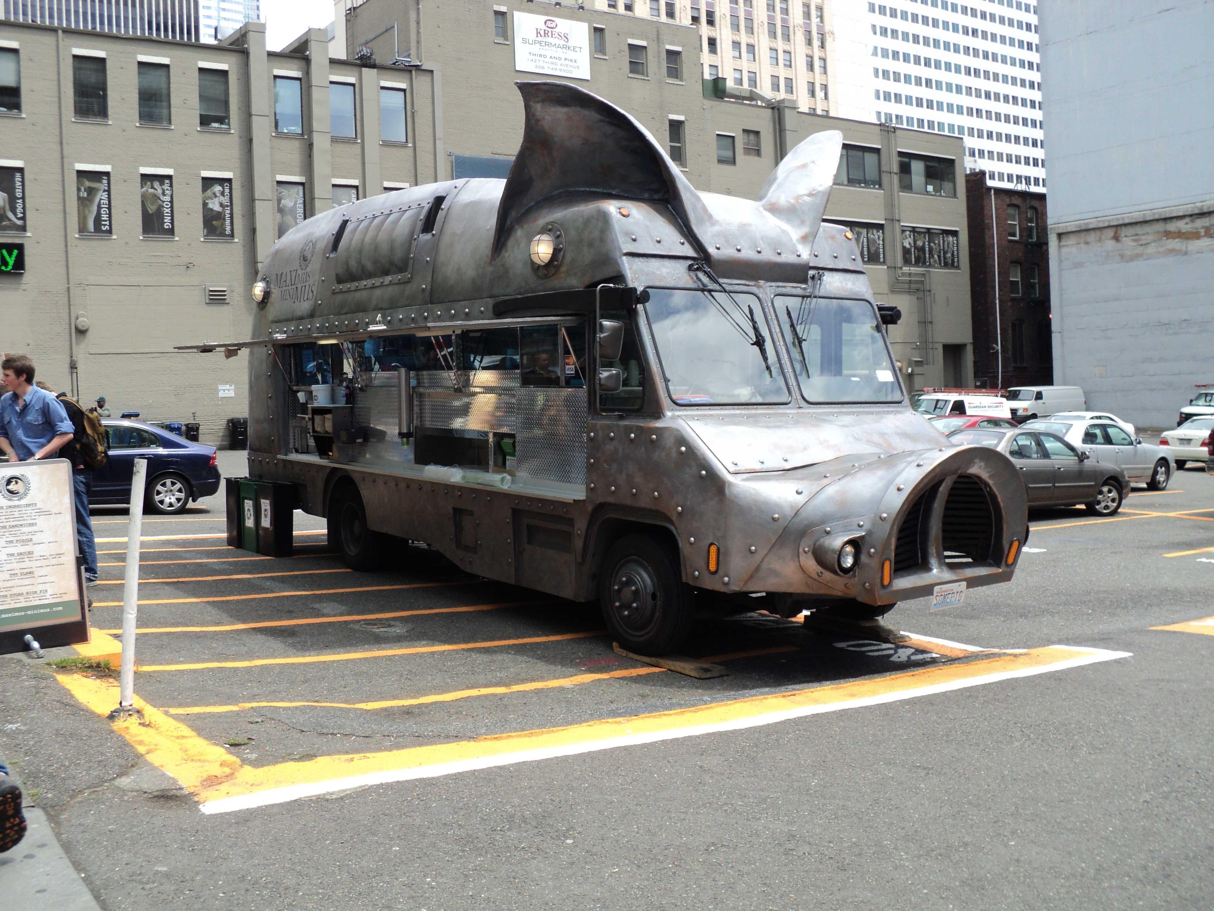 les food truck arrivent doucement mais s rement. Black Bedroom Furniture Sets. Home Design Ideas
