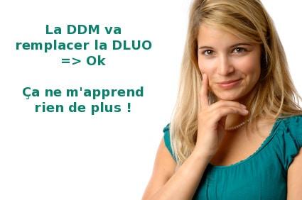 La DDM remplace la DLUO, mais qu'est-ce que cela sous-entend t-il ?