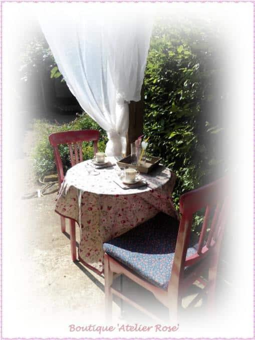 Le salon de thé d'Irma
