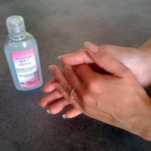 gel-hydroalcoolique