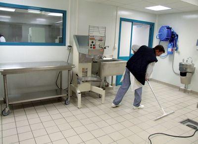 Validation d'un plan de nettoyage grâce à des kits protéiques