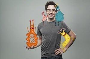 Guérir par les microbes, bénéfique pour notre santé
