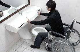 Et les toilettes pour handicapés alors ? – Hygiène Sécurité des Aliments