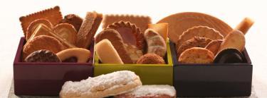 Ici, il y a que des biscuits !