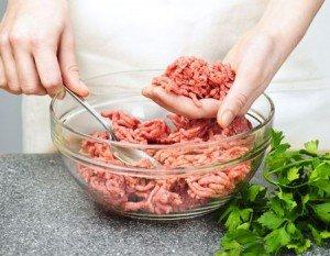 En tant que chef, j'ai acheté ma viande hachée à un boucher agréé