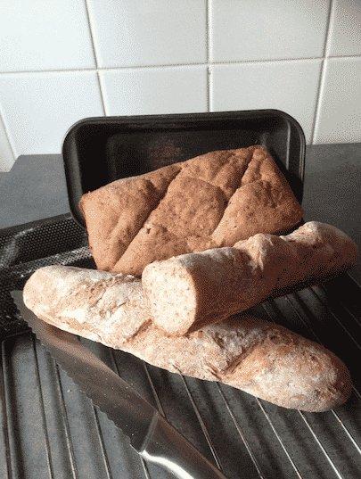 pains sans gluten